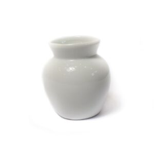 Porcelain Ceramic Brush Vase