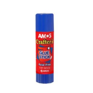Amos Crafters Glue Stick