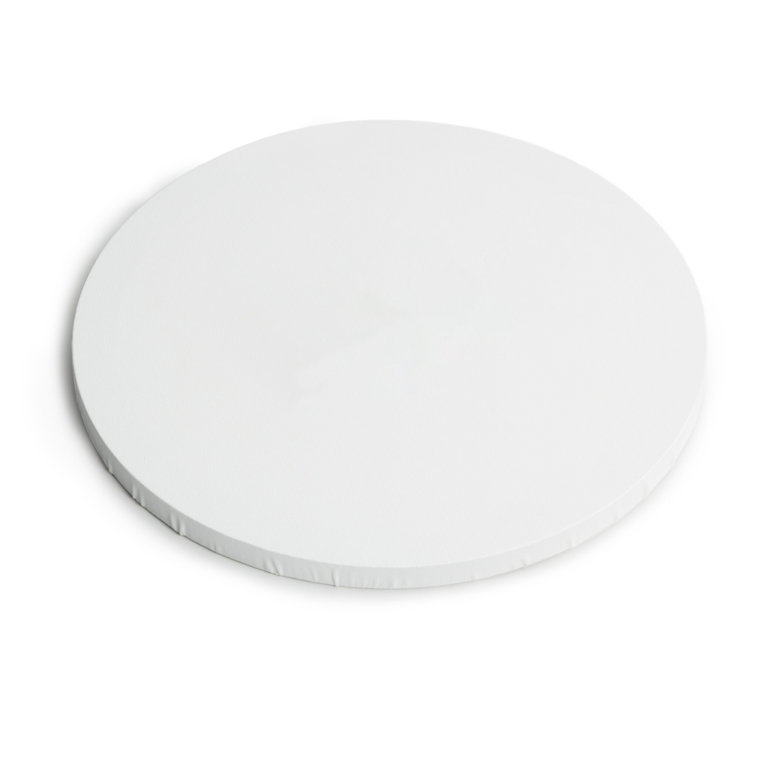 Loxley Round Stretched Canvas – 18mm Depth