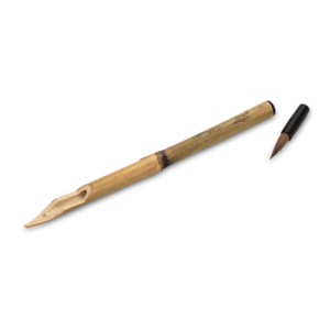 Bamboo Dip Pen with Brush