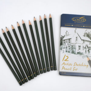 Loxley Sketching Pencil Set