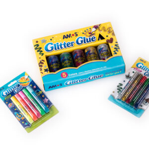 Amos Glitter Glue Packs