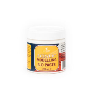 Artists' Acrylic Modelling Paste