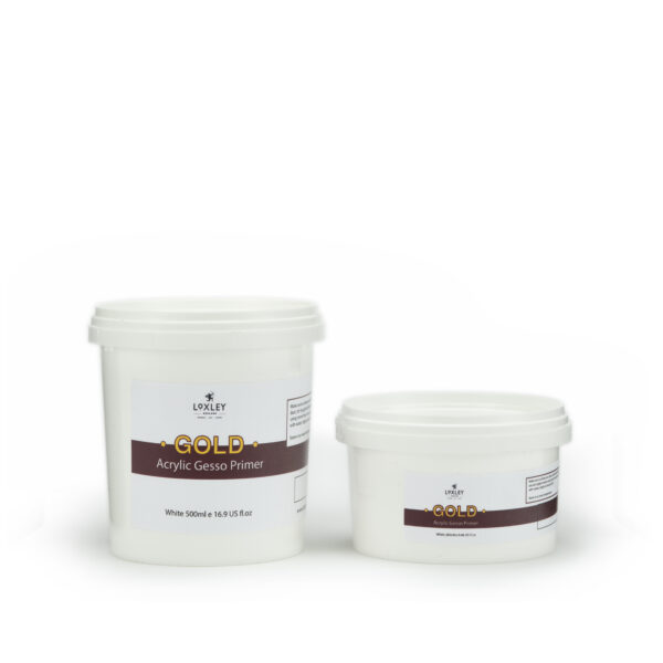 Loxley Gold Acrylic Gesso Primer