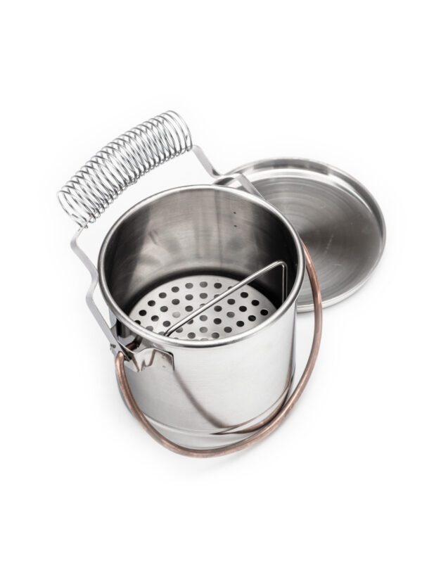Stainless Steel Brush Washer