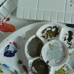 Watercolour Painting Accessories