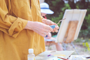 A Guide to Plein Air painting & what you might need